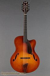 2011 Clark Octave Mandolin GOM, Guitar-Body Octave Mandolin w/Cutaway Image 9