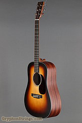 Martin Guitar Dreadnought Jr. Burst NEW Image 8