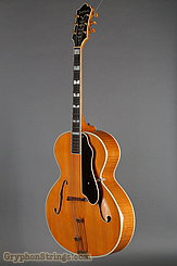 1992 Epiphone Guitar Emperor Natural (Imperial Series) Image 8
