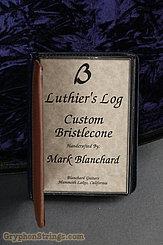 2000 Mark Blanchard Guitar Bristlecone Image 19