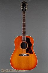 1966 Gibson Guitar J-45 ADJ Image 9