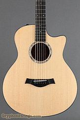 2018 Taylor Guitar Custom Baritone 6-String, Hawaiian Koa Image 10