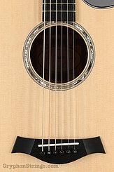 2018 Taylor Guitar Custom Baritone 6-String, Hawaiian Koa Image 11