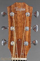 2018 Taylor Guitar Custom Baritone 6-String, Hawaiian Koa Image 13