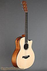 2018 Taylor Guitar Custom Baritone 6-String, Hawaiian Koa Image 2