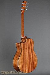 2018 Taylor Guitar Custom Baritone 6-String, Hawaiian Koa Image 6