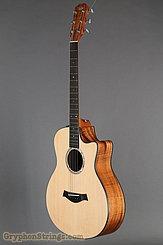 2018 Taylor Guitar Custom Baritone 6-String, Hawaiian Koa Image 8