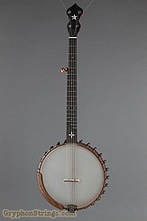 """Ome Banjo Wizard 12"""" Curly Maple 5 String NEW Image 1"""
