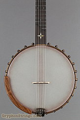 """Ome Banjo Wizard 12"""" Curly Maple 5 String NEW Image 10"""