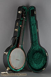 """Ome Banjo Wizard 12"""" Curly Maple 5 String NEW Image 21"""