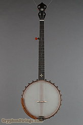 """Ome Banjo Wizard 12"""" Curly Maple 5 String NEW Image 9"""