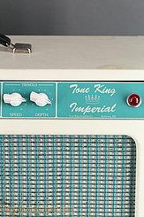 1993 Tone King Amplifier Imperial Aqua Green Image 10