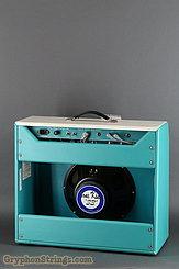 1993 Tone King Amplifier Imperial Aqua Green Image 2