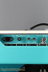 1993 Tone King Amplifier Imperial Aqua Green Image 4