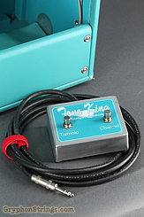 1993 Tone King Amplifier Imperial Aqua Green Image 7