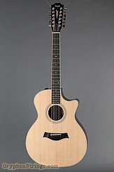 Taylor Guitar Custom 12-String Grand Auditorium, Sitka Spruce, Indian Rosewood NEW Image 1