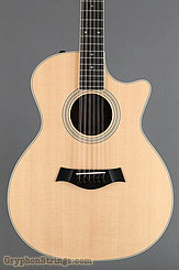 Taylor Guitar Custom 12-String Grand Auditorium, Sitka Spruce, Indian Rosewood NEW Image 10