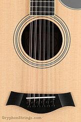 Taylor Guitar Custom 12-String Grand Auditorium, Sitka Spruce, Indian Rosewood NEW Image 11