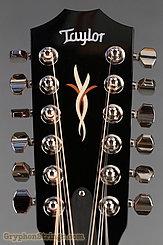 Taylor Guitar Custom 12-String Grand Auditorium, Sitka Spruce, Indian Rosewood NEW Image 13