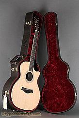 Taylor Guitar Custom 12-String Grand Auditorium, Sitka Spruce, Indian Rosewood NEW Image 17
