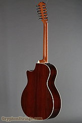 Taylor Guitar Custom 12-String Grand Auditorium, Sitka Spruce, Indian Rosewood NEW Image 4