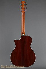 Taylor Guitar Custom 12-String Grand Auditorium, Sitka Spruce, Indian Rosewood NEW Image 5