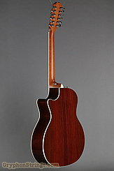 Taylor Guitar Custom 12-String Grand Auditorium, Sitka Spruce, Indian Rosewood NEW Image 6