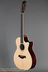 Taylor Guitar Custom 12-String Grand Auditorium, Sitka Spruce, Indian Rosewood NEW Image 8