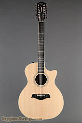 Taylor Guitar Custom 12-String Grand Auditorium, Sitka Spruce, Indian Rosewood NEW Image 9
