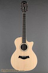 Taylor Guitar Custom 12-String Grand Auditorium, Sitka Spruce, Indian Rosewood NEW Image 9