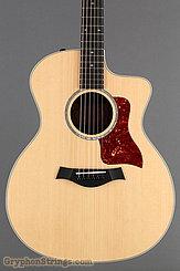 2017 Taylor Guitar 214ce-FS DLX Image 10