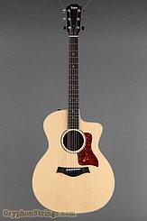 2017 Taylor Guitar 214ce-FS DLX Image 9