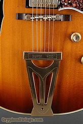 1964 Gibson Guitar Super 400 CES sunburst Image 11