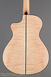 Taylor Guitar Custom Nylon String Grand Concert, Western Red Cedar, Flame Maple NEW Image 12