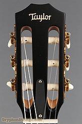Taylor Guitar Custom Nylon String Grand Concert, Western Red Cedar, Flame Maple NEW Image 13
