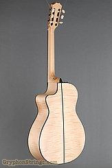 Taylor Guitar Custom Nylon String Grand Concert, Western Red Cedar, Flame Maple NEW Image 6