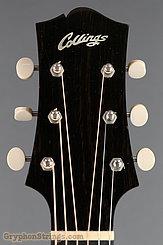 1996 Collings Guitar C10A  Sunburst, Adirondack Image 13