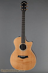 Taylor Guitar Custom Grand Auditorium, V-Class, Torrified Sitka Spruce NEW Image 1