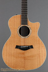 Taylor Guitar Custom Grand Auditorium, V-Class, Torrified Sitka Spruce NEW Image 10