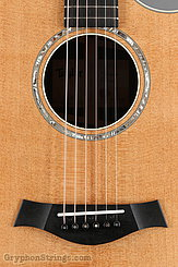 Taylor Guitar Custom Grand Auditorium, V-Class, Torrified Sitka Spruce NEW Image 11