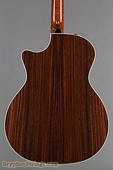 Taylor Guitar Custom Grand Auditorium, V-Class, Torrified Sitka Spruce NEW Image 12