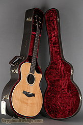 Taylor Guitar Custom Grand Auditorium, V-Class, Torrified Sitka Spruce NEW Image 17
