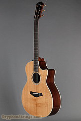 Taylor Guitar Custom Grand Auditorium, V-Class, Torrified Sitka Spruce NEW Image 8
