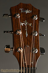 Taylor Guitar Custom Grand Auditorium, V-Class, Lutz Spruce, AA Indian Rosewood NEW Image 6