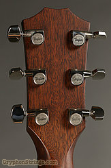 Taylor Guitar Custom Grand Auditorium, V-Class, Lutz Spruce, AA Indian Rosewood NEW Image 7