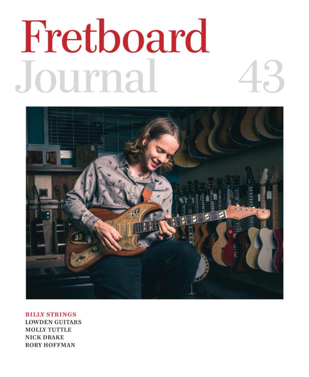 Fretboard Journal - #43