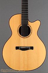 2005 Baranik Guitar CX Koa/German cutaway Image 10