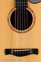 2005 Baranik Guitar CX Koa/German cutaway Image 11