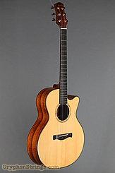 2005 Baranik Guitar CX Koa/German cutaway Image 2
