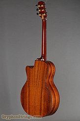 2005 Baranik Guitar CX Koa/German cutaway Image 4